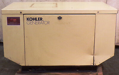 Kohler Generator 8.5rmy - Cap2 8.5kw Natural Gas Or Propane 1ph 35.40amps