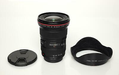 Canon EF 16-35mm f/2.8L II USM Ultra Wide Angle Zoom Lens - EX Condition
