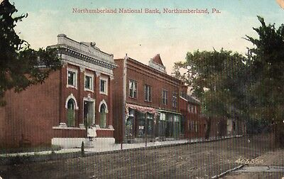 Northumberland National Bank In Northumberland Pa Old