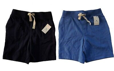 Baby GAP Boys Shorts NAVY Pull On Jersey Basic Casual Summer Pants 12-18 18-24