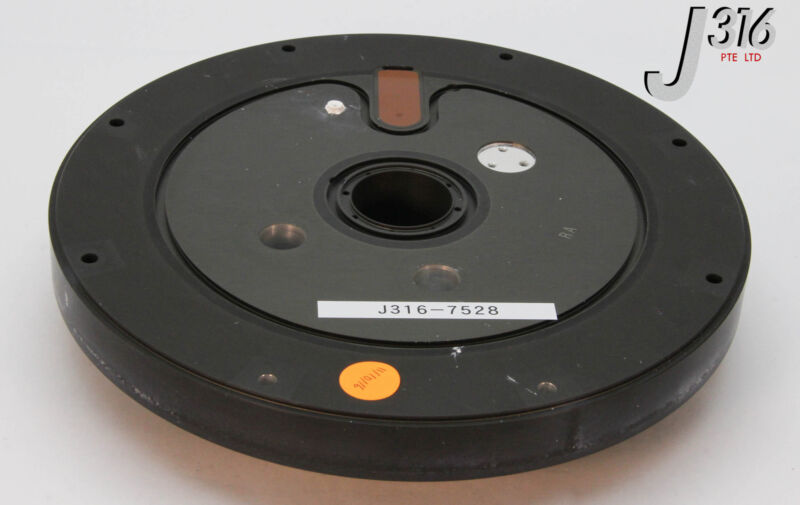 7528 Tokyo Electron Electrode Bottom, P/c, 81029aa-90013, Es1885- 85p-esc-nw2-up