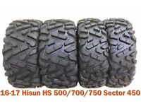 Pair 2 Interco Swamp Lite 26x9-12 ATV Tire Set 26x9x12 SwampLite 26-9-12