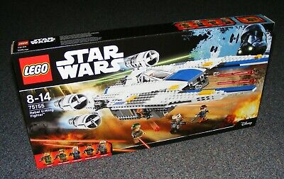 STAR WARS LEGO 75155 REBEL U-WING FIGHTER B-STOCK BRAND NEW SEALED BNIB