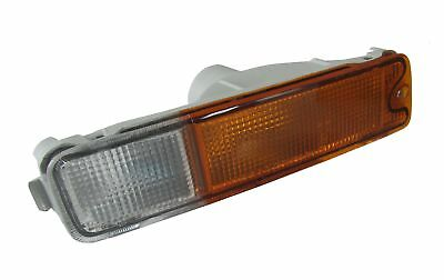 Orange front bumper Side+Indicator light right hand Mitsubishi L200 lamp offside
