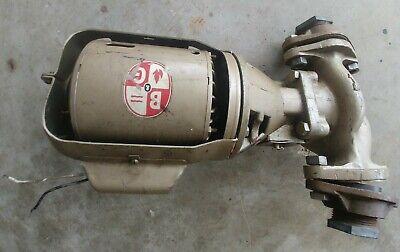 Bell Gossett Series 100 Ab Bronze 106192lf 112 Hp Circulator Pump