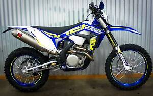 2017 Sherco 450 SEF-R Factory Tamworth Tamworth City Preview