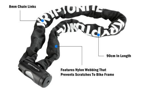 Kryptonite 8mm Chain Bicycle Lock