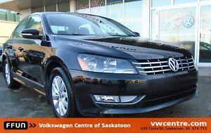 2014 Volkswagen Passat 2.0 TDI Trendline Heated seats, Smart...