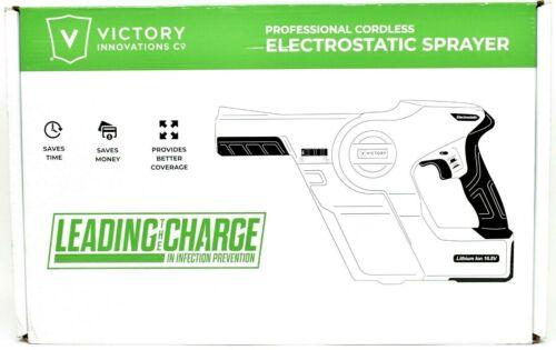 Victory Innovations Cordless Electrostatic Handheld Sprayer VP200ESK