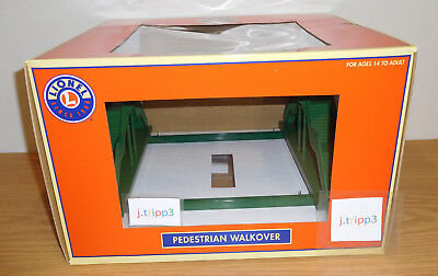 LIONEL 6-37115 PEDESTRIAN WALKOVER GREEN BRIDGE TRAIN LAYOUT ACCESSORY O GAUGE for sale  Shipping to Canada