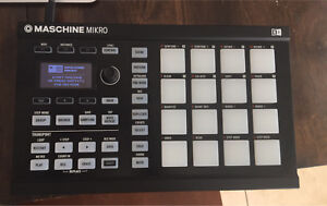 Native Instruments Maschine Mikro mk2 w/software