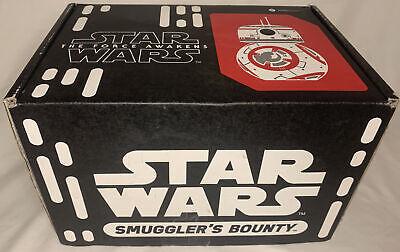 Star Wars Force Awakens Smugglers Bounty Box Funko Pop Chewbacca, Mug, XL T, Pin