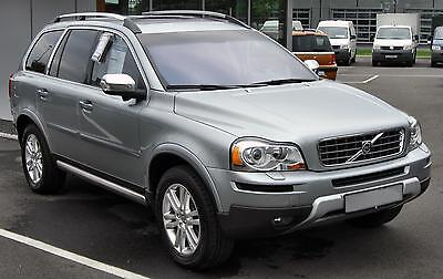 The Volvo XC90 is a reliable and safe ride