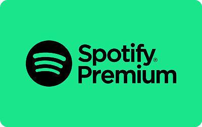 6 Monate Spotify Premium || Voller Kontozugriff oder Verlängerung || 24h Versand