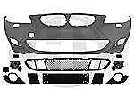 BMW E60 M Sport Bumper