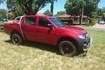 2007 Mitsubishi Triton Ute Flynn Belconnen Area Preview