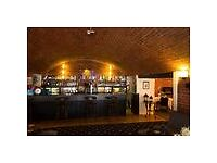 Full time Bar superviser and bar/waiters, also a 2nd chef required busy bar and wedding venue