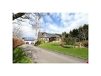 Large modern property (6/7-bedrooms) with 2 acres land near Cairngorms National Park , Scotland