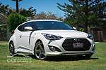 2014 Hyundai Veloster Coupe SR Turbo Broadbeach Gold Coast City Preview