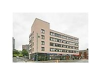 Nice one bed flat available. Stockport centre. Close to train station. Buses, restaurants. Pubs. Etc
