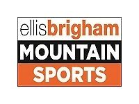 Ski Clothing and Hardware Staff Needed for vibrant Mountain Sports Shop!