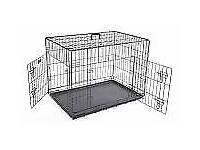 Extra large dog crate Brand New