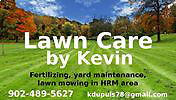 Lawn care Summer 2015