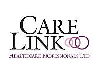 CARE WORKERS REQUIRED IN BLABY AND SURROUNDING AREAS
