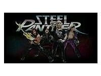 Two Steel Panther Tickets