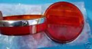 FIAT 850 Coupe Rear Back Light Lenses NEW ( Ford GT 40 Repl. ??? Thomastown Whittlesea Area Preview