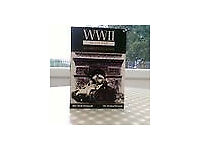 World War Two, Complete Collection in Colour.