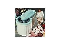 Ice Cream Maker (Delonghi)