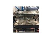 Rancilio Classe 6 S 2 gr. Compact Semi-Automatic Espresso Coffee Maker, 2 group coffee machine