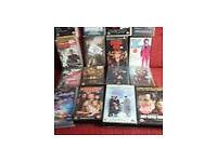VHS VIDEOS, VARIOUS, COMEDY, MUSIC,DRAMA, HORROR, ETC