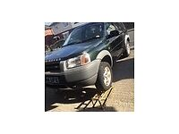 Landrover freelander 1.8 mot April 2017