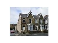 Briton Ferry - spacious 4-bedroom house to let.
