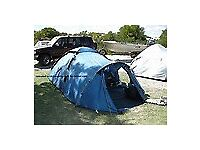 Khyam mc kinnley tent, only used 3 times, great tent