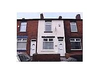 **REDUCED** HORWICH, BOLTON 2 BED HOUSE NEWLY DECORATED NEAR SCHOOL DSS CONSIDERED ONLY £98 A WEEK