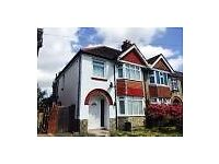 4 Double Bedroom House on Main Burgess Road. Bus stops outside house, Opposite Shops, ONLY 1100 pcm