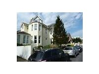 Double en-suite room to let in family run hotel in lovely Alum Chine 200yds beach, £125 pwk