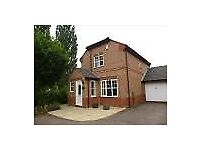 LOVELY UNFURNISHED 3 BED DETACHED HOUSE IN BANBURY WITH GARAGE, BRIGHT AND MODERN