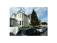 Double / twin / small family en-suite room to let in hotel in Alum Chine £150 pwk £100 dep