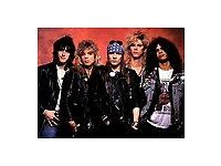 4 x Standing tickets for the Guns n'Roses concert in London on Saturday 17th June 2017