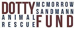 Dotty McMorrow Sandmann Animal Rescue Fund