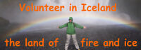Volunteer and chasing the Aurora at the Arctic Circle in Iceland
