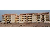 Beautiful 1 bedroom apartment on Boa Vista Island (Cape Verde) 100m from the Atlantic Ocean beach.