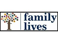 Volunteer Family Support Worker on the Family Lives Helpline