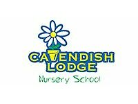 Nursery Head Chef - Permanent Full Time - Monday to Friday - *no evenings or weekend work*