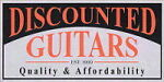 Discounted Guitars