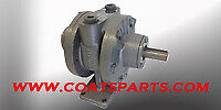 USED air motor OEM Coats 5060AX 7060AX 7065AX 70X-EH3 AH1 Tire Changer  8181190